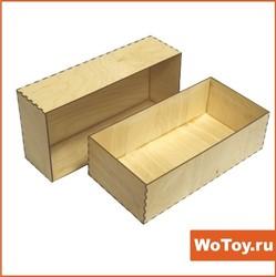 Деревянная упаковка на заказ - ящичек из фанеры