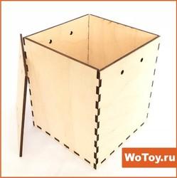 Коробочки из фанеры, деревянная упаковка
