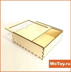 Упаковка из фанеры для еды оптом (Small)